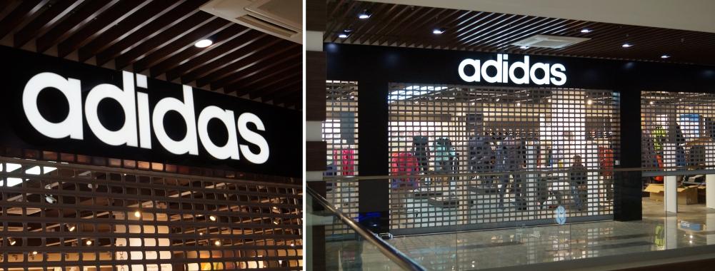 Новый Магазин Адидас